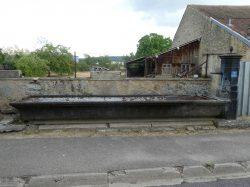 Borne-fontaine – Rue Jeanne d'Arc – Greux
