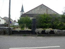Borne-fontaine – Rue du Moulin – Greux