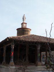 Vierge – Place de la Mairie – Saint-Félix-Lauragais