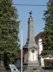 Monument aux morts – Rue du Monument – Esprels