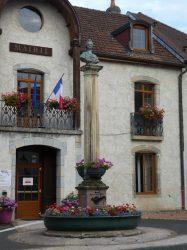 Fontaine Marianne – Place Raymond Varin – Rioz