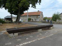 Borne-fontaine – Rue de la Prairie – Ferrières-lès-Scey