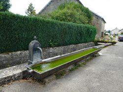 Borne-fontaine – Route de Port-sur-Saône – Ferrières-lès-Scey