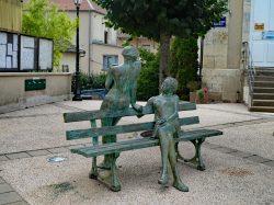 Les ambassadeurs de trois continents – Place des Anciens Combattants et Résistants – Port-sur-Saône