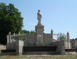 Fontaine Automne – Rue du Chêne – Breurey-lès-Faverney