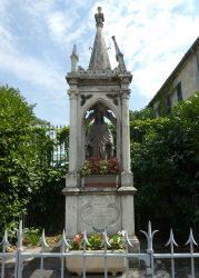 Vierge Immaculée – Place Vauban – Faverney