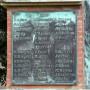 Monument aux morts 1914-1918 - Allées du Ravelin - Sorèze - Image5