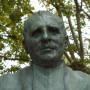 Monument au poète Justin Bessou - Quai de la Sénéchaussée - Villefranche-de-Rouergue - Image3