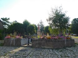 Fontaine La Conre – Rue de Gonvillars – Villers-sur-Saulnot