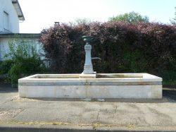 Borne-fontaine – Rue d'Audincourt – Dasle