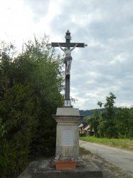 Croix de mission – Grande Rue – Vellevans