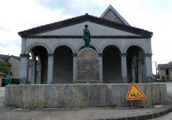 Statue l'Automne – Rue du Seult – Ornans