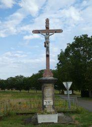 Croix de mission – Grande Rue – Lanans