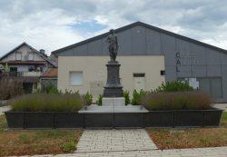 Statue l'Été – Grande Rue – Doubs