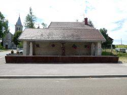 Borne-fontaine – Rue de Salins – Boujailles