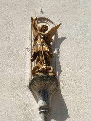 Saint Michel – Rue de Pontarlier – Levier