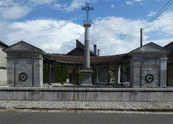 Fontaine-lavoir – Rue de l'Église – Épeugney