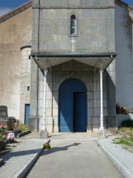 Colonnes (2) – Église – Épeugney