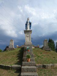 Vierge Immaculée – Rue de l'Amitié – Osse
