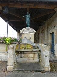 Fontaine des Rois – Rue de l'Hôtel de Ville – Jussey