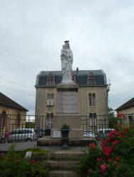 Vierge Mère – Rue de la Pêcherie – Jussey