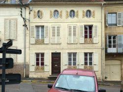 Balcons de croisées – Rue Charles Bontemps – Jussey