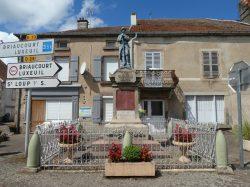Monument aux morts – Place du Souvenir – Conflans-sur-Lanterne