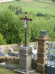 Christ en croix – Sous les Fossés de Mieges – Nozeroy
