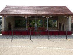 Fontaine-lavoir – Rue Saint Jean – Rochejean