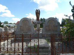 Ange – Tombe famille Bolle-Douhaire-Besson – Cimetière – Avenue de Landon – Dole
