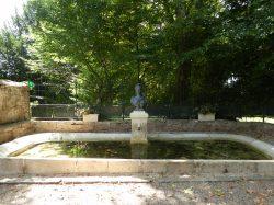 Fontaine Marianne – Rue des Prés d'Amont – Moissey