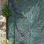 Plaque commémorative du centenaire de l'arrivée à Dinard de ses premiers résidents britanniques - Promenade des Alliés - Dinard - Image2