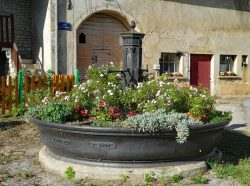 Borne-fontaine – Grande Rue – Picarreau