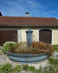 Borne-fontaine – Route de Saint-Claude – Saint-Laurent-en-Grandvaux