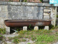Abreuvoir – Le Clos Béchet – Fort-du-Plasne