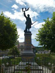 Monument aux morts – Grande Rue – Fort-du-Plasne