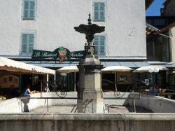 Fontaine – Place du 8 Mai 1945 – Clairvaux-les-Lacs