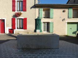 Borne-fontaine – Rue Jeanne d'Arc – Void-Vacon