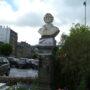 Monument à Charles Cornic - Morlaix (fondu - remplacé par de la pierre) - Image1