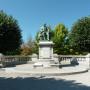 Monument à Louis Pasteur - Promenade Pasteur - Arbois - Image1