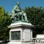Monument à Louis Pasteur - Promenade Pasteur - Arbois - Image3