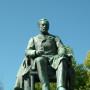 Monument à Louis Pasteur - Promenade Pasteur - Arbois - Image5