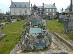 Tombe Charles Marty – Cimetière du Vil – Roscoff