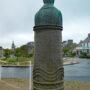 Buste Prosper Proux - Rue Ver - Guerlesquin - Image1