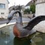Fontaine aux cygnes - Place des Cygnes - Thervay - Image6