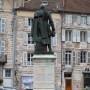 Monument au Général Jean-Joseph Gustave Cler - Place des Alliés et de la Résistance - Salins-les-Bains - Image2
