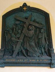 Chemin de croix – Rue de Vannes – Sainte-Anne d'Auray