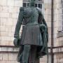 Monument au Général Jean-Joseph Gustave Cler - Place des Alliés et de la Résistance - Salins-les-Bains - Image4