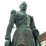 Monument au Général Jean-Joseph Gustave Cler - Place des Alliés et de la Résistance - Salins-les-Bains - Image5