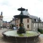 Fontaine aux lions - Place de la fontaine - Meymac - Image1